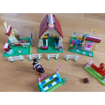 Stadnina Lego Friends