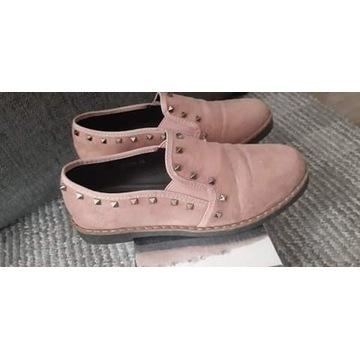 Buty Damskie Różowe
