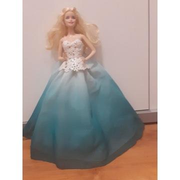 Lalka Barbie kolekcjonerska Świąteczna