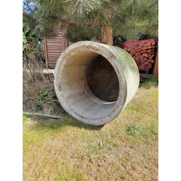 Krąg betonowy 70 z pokrywą