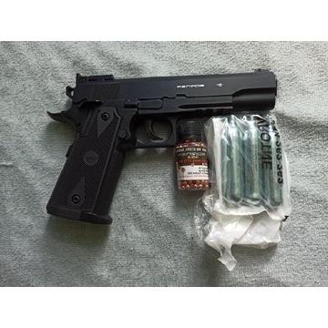 Pistolet Borner Co2