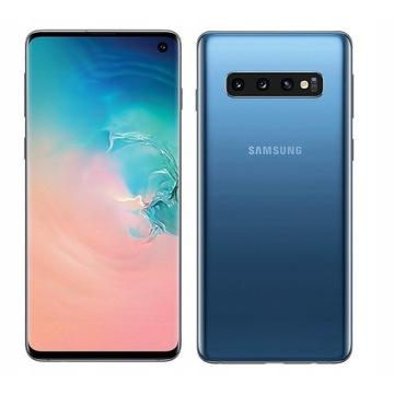Samsung Galaxy S10|Prism Blue|Po wymianie gwarancy