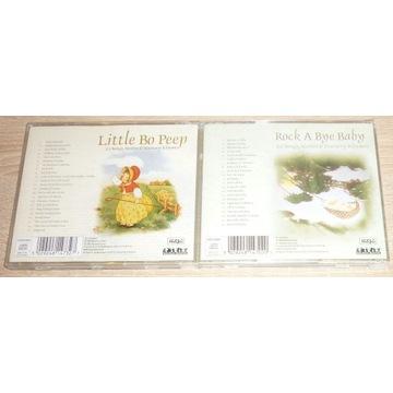 EN kołysanki Songs Stories&Nursery Rhymes 2CDs
