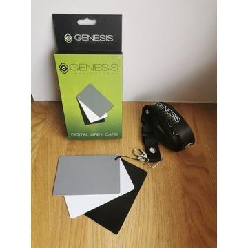 GENESIS Digital Grey Card