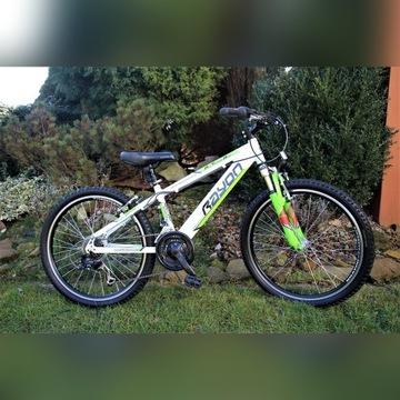 Piękny aluminiowy rower górski Rayon 24 - idealny