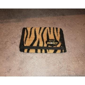 Portfel dla dziecka dziecięcy NICI Wild zebra (2)