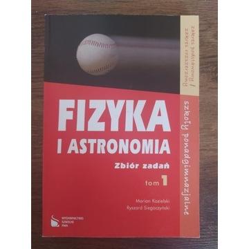 Fizyka i astronomia zbiór zadań tom 1 Kozielski