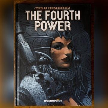 Juan Gimenez - The Fourth Power