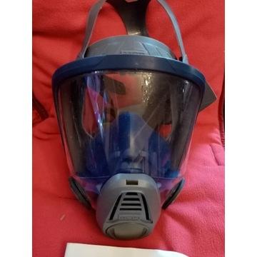 Maska z łącznikiem bagnetowym