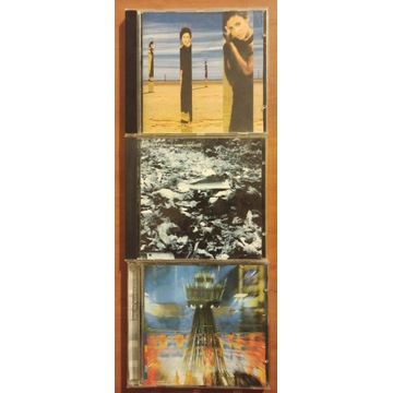 Peter Gabriel, Kult, Natalie Imbruglia - 3 płyty