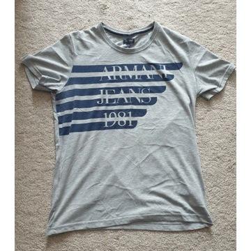 Koszulka Armani Jeans, rozmiar M.
