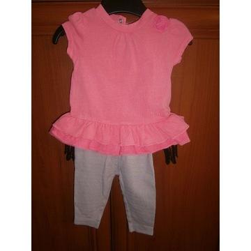 Komplet bluzka+spodnie, roz. 62