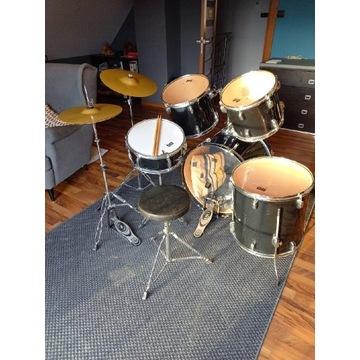 Perkusja Deep Drums zestaw perkusyjny