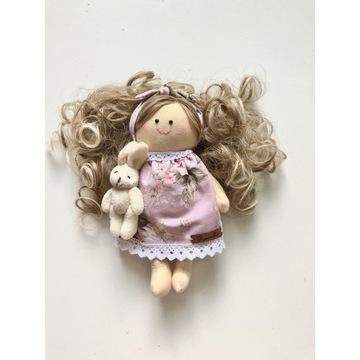 Lala handmade, tilda, lalka szmacianka