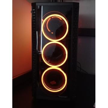 Komputer AMD Ryzen 7 3700X Radeon RX 5700 XT
