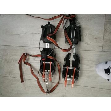 Raki automatyczne Climbing Technology PREDATOR