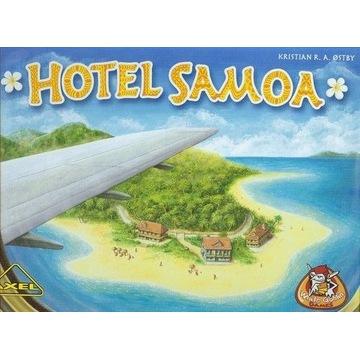 Hotel SAMOA Gra Planszowa , Faktura Vat