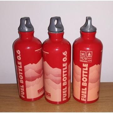 butelka na płynne paliwo FUEL BOTTLE 0,6 l