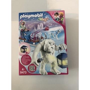 Playmobile Magic 9437 Zimowy Troll