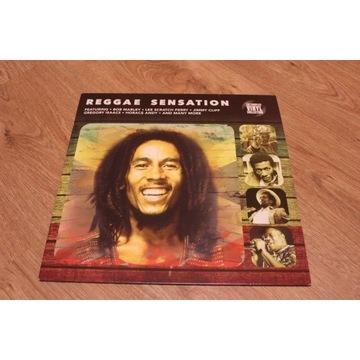 Reggae Sensation LP Bob Marley