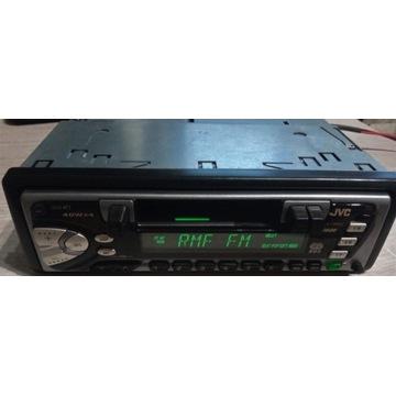 Radio odtwarzacz JVC KS-F360R