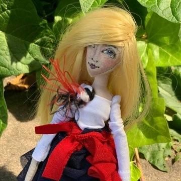 Lalka ręcznie robiona | Doll handmade