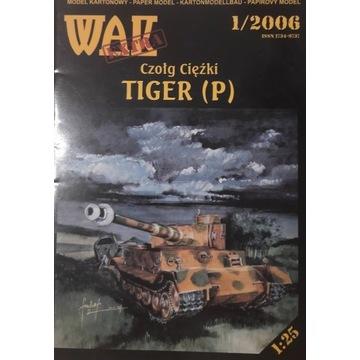 WAK 1/2006 CZOŁG CIĘŻKI TIGER (P)