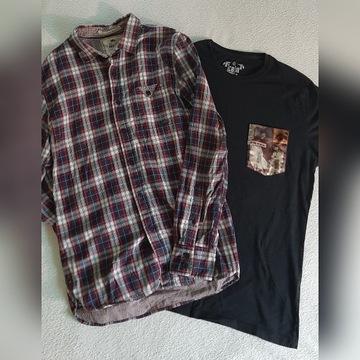 Koszula Timeout i T-shirt Medicine M