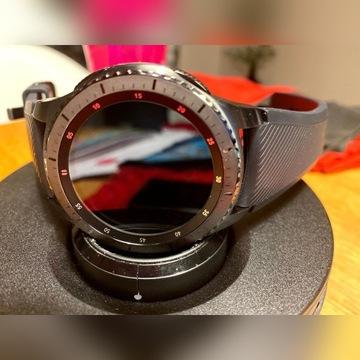 Samsung Gear S3 frontier, jak nowy