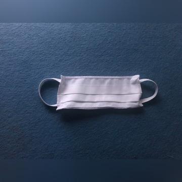 Maska polska 100% bawełna wielorazowa