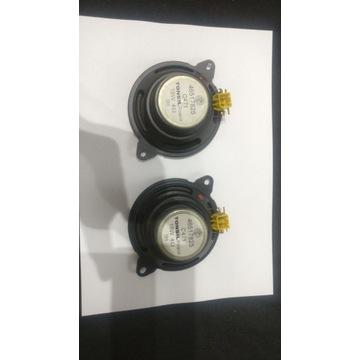 Głośniki samochodowe Tonsil 18W 100mm
