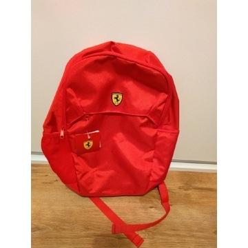 Plecak Ferrari Nowy team Scuderia torba plecy