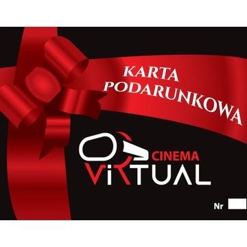 Karta Podarunkowa do Virtual Cinema w Toruniu