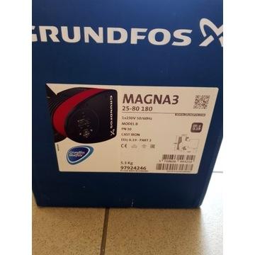 """Grundfos Magna3 25-80 180 R 1"""" (97924246)"""
