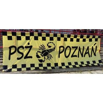 Flaga PSŻ Poznań