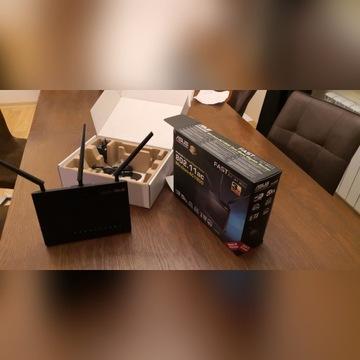 Router ASUS DSL-AC68U Gigabit Wi-Fi AC1900