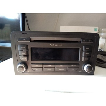 Audi A3 8P LIFT Radio CD Symph