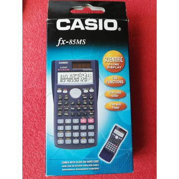 Kalkulator naukowy CASIO - FX-85MS