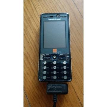 Sony Ericsson K810i, uszkodzony