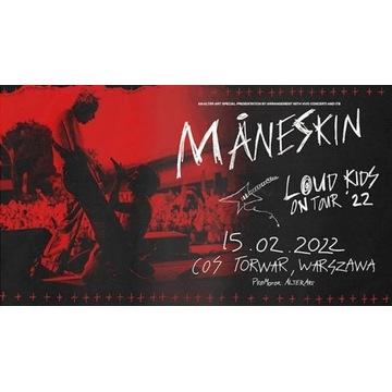 Maneskin bilety Płyta