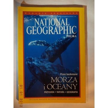 NATIONAL GEOGRAPHIC przez bezkresne morza i oceany
