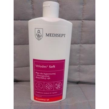 Velodes soft płyn do dezynfekcji 500ml