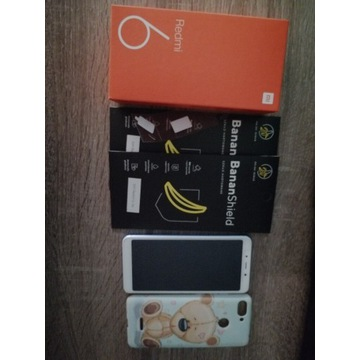 Xiaomi Redmi 6 3/32GB Mega Zestaw OKAZJA!