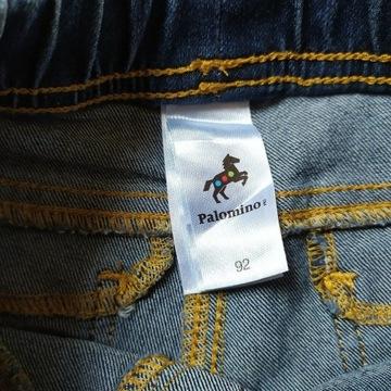Spodnie jeansy 92 C&A praktycznie nowe.