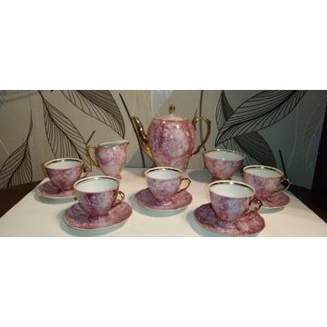Serwis do kawy herbaty Ćmielów Wawel