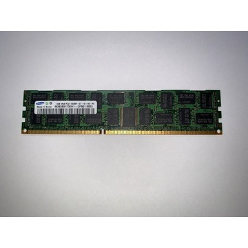 Samsung 4GB DDR3 1066MHz 1x4GB PC3-8500R CL7 ECC
