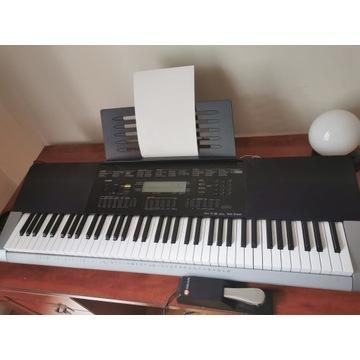 Piano Keyboard Casio WK-240 (76 Keys)