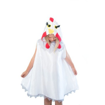 Kura strój kury przebranie kura