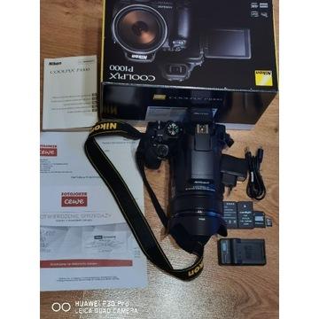 Aparat Nikon p1000/18M.GW/Igła