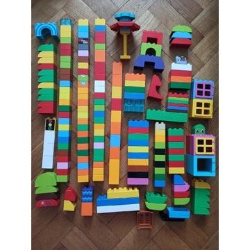 Zestaw LEGO Duplo-ludziki,zwierzatka+gratis